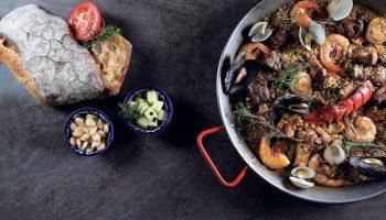 Spanish Cuisine from The Mediterranean Corner