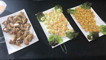 Jamaican and Southern Fusion from Texture Catering